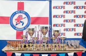 KKFE Championship Trophies